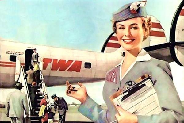 голос стюардессы в самолете mp3