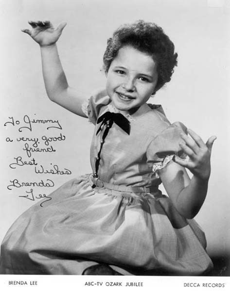 brenda lee - i want to be wanted