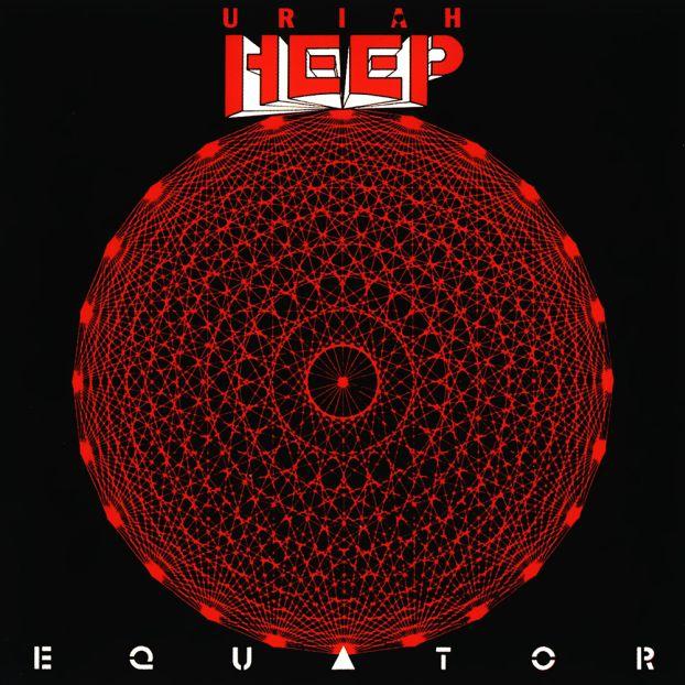 Uriah Heep альбом Equator (1985)