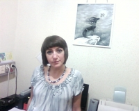 Галина Агапеева