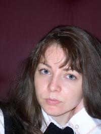 Анастасия Земскова (Волина)