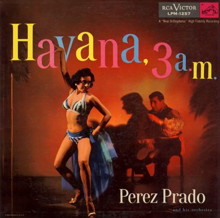 Perez Prado And His Orchestra Patricia - Mambo No. 8