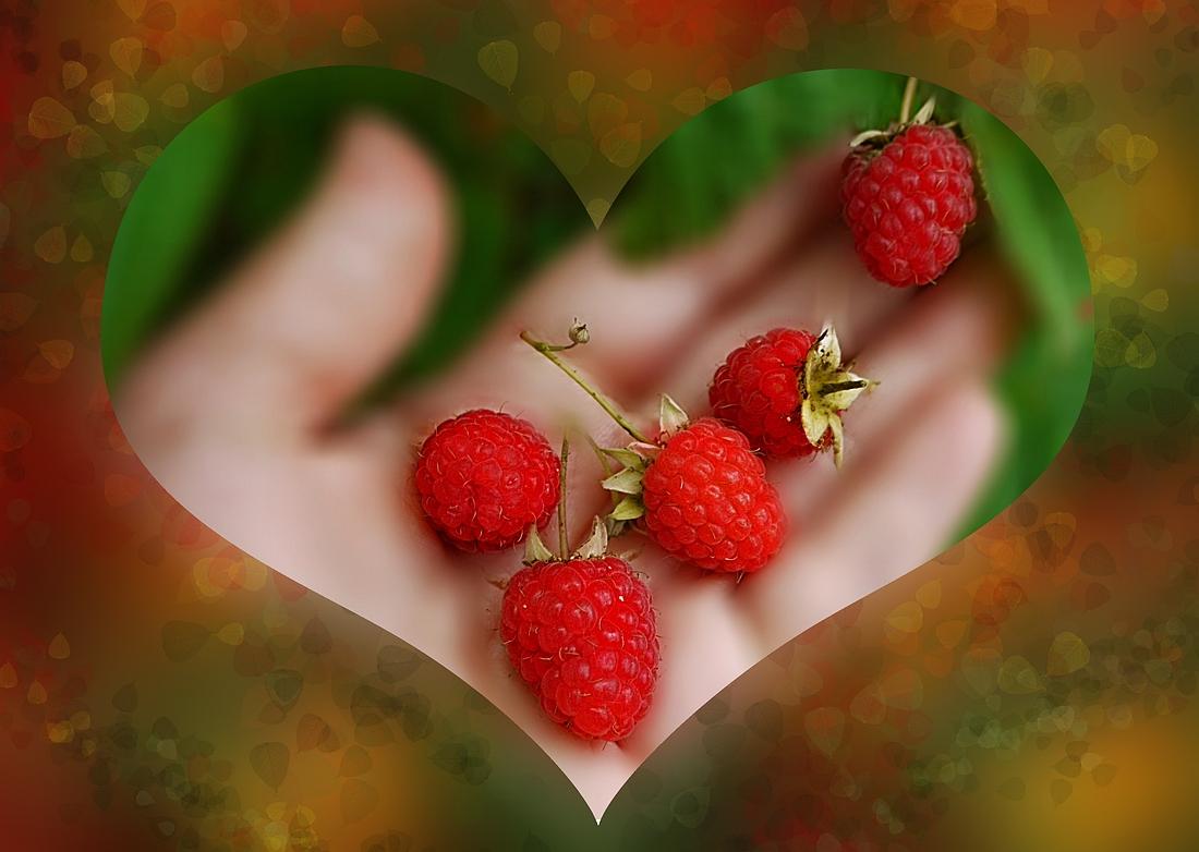 картинки сладкая ты моя ягодка малинка распространенным