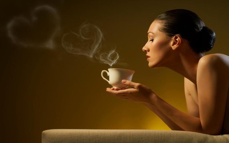 Пить чай удовольствие