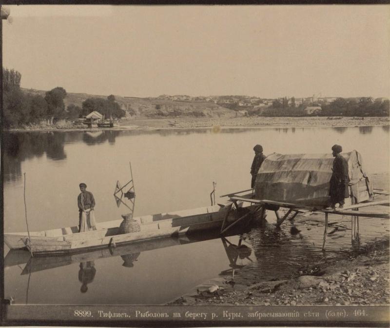 рыбалка в 19 веке фото