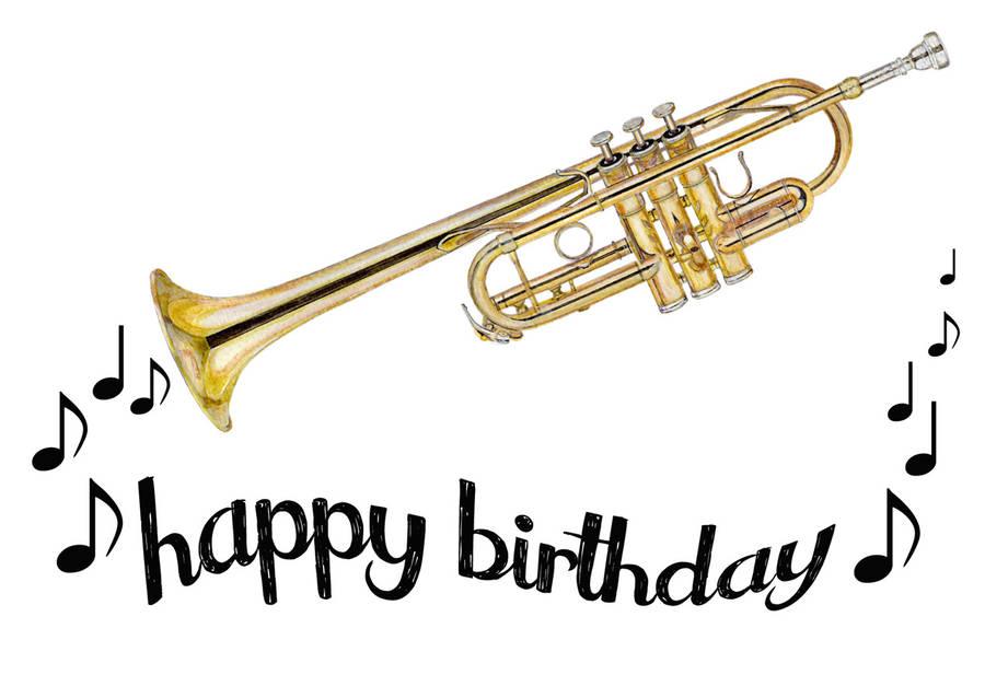 Сделать, 3д открытки с днем рождения саксофонист прикольные