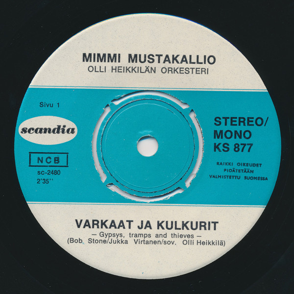 Mimmi Mustakallio